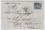 """Alsace, 1872, Aftranchisement Double """" Lyon """"  , #4228 - Alsace-Lorraine"""