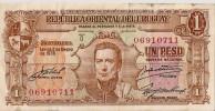 Billets - Uruguay - 1 Peso - 1939 - - Uruguay
