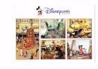 Disneyland Paris - MICHEY MOUSE - Parade Manège éléphant Pinocchio Avion Pirate - Disneyland
