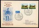 Bund MiNr. 160 Ersttagsbrief / FDC SST (P2163