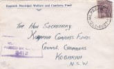 Australia Military Mail, Military PO Canung Dated 3 Oct 41 - Australia