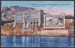Monaco N°326 - Carte Maximum - TB - Cartes-Maximum (CM)