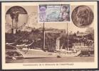 Monaco N°394 - Carte Maximum - TB - Cartes-Maximum (CM)