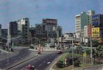 KAOSHIUNG (China) - Kreisverkehr, Karte Gel.1984, 2 Fach Frankiert, Transportspuren - China