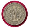 25 Francs Afrique Occidentale Française Togo 1957 - Togo