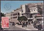 Monaco N°397 - Carte Maximum - TB - Cartes-Maximum (CM)