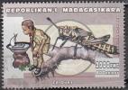 Madagascar, 1999 - 2000fr Cricket - Nr. 1465Eg Usato° - Madagascar (1960-...)