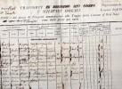 1808 TRASPORTO DEI CARRI E MILITARI ISOLATI ORZI NOVI - Documents