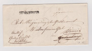 Heimat BE Weissenburg 1853-09-06 Lang-O BOM > Wimis - Suisse