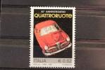 ITALIA USATI 2006- 50° QUATTRORUOTE - RIF. M 1209 - 6. 1946-.. Repubblica