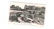 GUERRE 1914 1918 ... SOLDATS FRANCAIS DANS LEURS TRANCHEES SUR LES BORDS DE L YSER - Guerre 1914-18