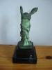Statue Bronze La Victoire De Samothrace Musée Du Louvre Voir Photos - Bronzes