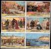 LIEBIG - Série Complète De 6 Chromos - HISTOIRE Du PORTUGAL - Texte En Néerlandais -  TBE - Liebig