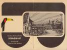 MOTEL RESTAURANT Dennenhof advertising card Belgium