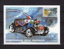 """FRANCE 1994:  Carte Maximum  N° YT 2876 """" HOMMAGE AUX MAQUIS / DE GAULLE """" En Parfait état. CM - De Gaulle (General)"""