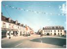 CPSM LAVAVEIX LES MINES MAISON DE LA PRESSE TABAC ET HOTEL DE FRANCE - Francia