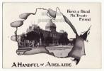 Australia - Handful Of Adelaide 1900s Jubilee Exhibition Greetings Vintage Real Photo Postcard RPPC [8768] - Adelaide