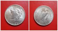 Estados Unidos 1 DOLLAR  PEACE  1922  KM# 150 Federal - 1921-1935: Peace