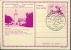 1591 Austria, Stationery 1964  1,80s.  (nr.24) Winterspiele Innsbruck,  Showing Wels Messestadt  (with Special Postmark) - Ganzsachen