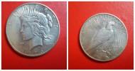 """Estados Unidos 1 DOLLAR  PEACE  1926  """"S""""  KM# 150 - 1921-1935: Peace"""