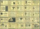25 Alte Gasthausetiketten Aus Deutschland #132 - Luciferdozen - Etiketten