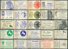 25 Alte Gasthausetiketten Aus Deutschland #137 - Luciferdozen - Etiketten