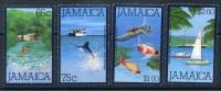 1980 JAMAICA SERIE COMPLETA ** - Jamaica (1962-...)