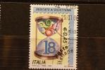 ITALIA USATI 2005- DICIOTTENNI - RIF. M 1232 - QUALITA' LUSSO - 6. 1946-.. Repubblica