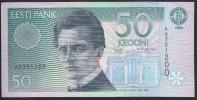 Estonia 50 Krooni 1994 P78 AQ351200 AUNC - Estland