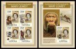 TOGO 2013 - Mary Leakey, Anthropologist - CV = 32 € - Prehistorie