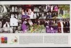 BAHRAIN 2015 MNH - 50 Years Of Bahrain Garden Club, Big Miniature Sheet - Bahrain (1965-...)