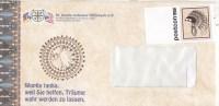 BRD Frankfurt Privatpost Postcon Label Indianerkopfschmuck St. Josef Indianer Hilfswerk - [7] République Fédérale