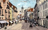 GRAZ - Murplatz, Karte Gel.1909 - Graz