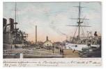 ETATS-UNIS -- PHILADELPHIE -- LEAGUE ISLAND NAVY YARD -- CP 1907 -- - Philadelphia