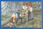 Trachten; Ukraina; Ukraine; Ruthenische Typen; 1917 - Ukraine