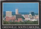 (R) ETATS UNIS , GREENVILLE'S SKYLINE , South Carolina - Greenville