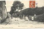 95  EPIAIS    ROUTE  DE   LIVILLIERS - Eragny