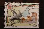 ITALIA USATI 2006 - REGIONI D´ITALIA PIEMONTE - RIF. G 1265 - QUALITA´ LUSSO - 6. 1946-.. Repubblica
