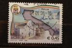 ITALIA USATI 2006 - REGIONI D´ITALIA PUGLIA - RIF. G 1266 - QUALITA´ LUSSO - 6. 1946-.. Repubblica