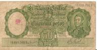 Billets - Argentine - 50 Pesos - - Argentine