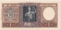 Billets - Argentine - 1 Peso - Non Circulé - - Argentine