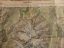 Carte Au 1/50 000 Type 1922 De Chamonix (74). - Cartes Géographiques