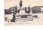 25267 Ajaccio Monument Napoleon Ier Hotel France -LL 40 -cachet Maison Bonaparte - - Ajaccio