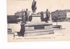 25267 Ajaccio Monument Napoleon Ier Hotel France -LL 40 -cachet Maison Bonaparte -