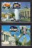 """2 Cartes Maximum De 2005 """" CAPITALE DE L'ALLEMAGNE : BERLIN """". N° YT 3810 à 3813. Parfait état ! CM - Cartes-Maximum"""