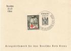 KRAKAU - 1940 , Kriegshilfswerk Für Das Deutsche Rote Kreuz - Occupation 1938-45