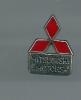 Pin Mitsubishi Motors Car Logo Voiture - Mitsubishi