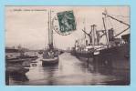 CALAIS 1911 -- Station Des Submersibles - Calais