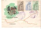 Carta  Con Serie 246/8 Formosa - Cartas