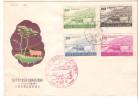 Carta Con Serie 266/9 Formosa - Cartas